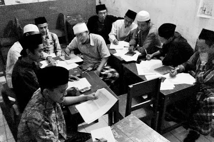 Khasanah dan Tradisi Keilmuan Pesantren Sebagai Pusaka Bangsa