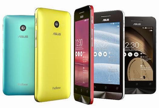 Spesifikasi dan Harga Terbaru Asus Zenfone 5
