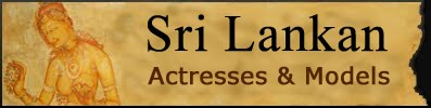 Sri Lankan Models and Actress