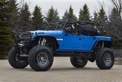 jeep wrangler tuning - extreme cars