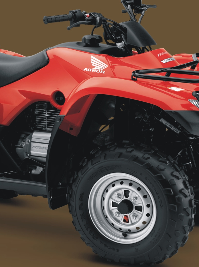 2012 Honda Fourtrax Recon 250 Es Specifications And