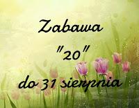 """Zabawa blogowa""""20"""""""