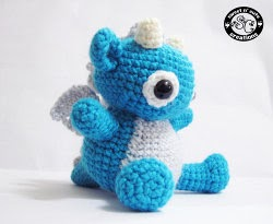 Amigurumi Dragon Wings Pattern : 2000 Free Amigurumi Patterns: Kawaii Amigurumi Dragon ...