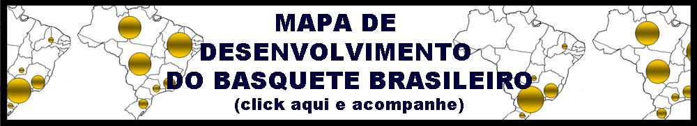 Acompanha aqui esta ferramenta de evolução do basquetebol masculino brasileiro no território nacio
