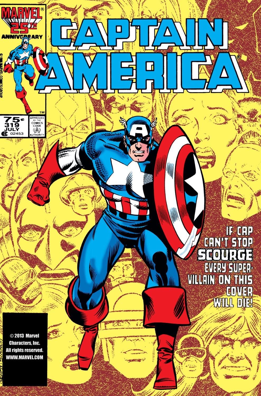 Captain America (1968) Issue #319 #247 - English 1
