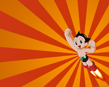#7 Astro Boy Wallpaper