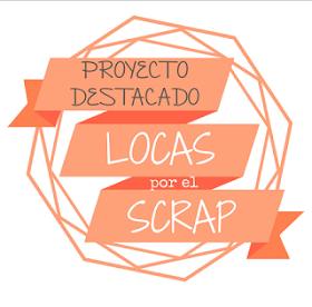 Proyecto destacado Locas por el scrap