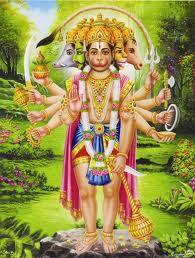 panchamukha anjaneya photos