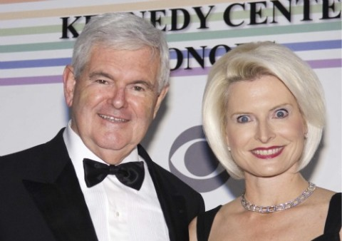 newt gingrich wives photos. hot Newt Gingrich the former