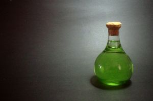 Photo of Liquid-Filled Bottle