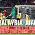 Sukan SEA: Emas milik Malaysia!