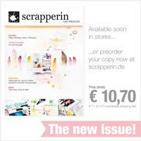 Scrapperin magazine