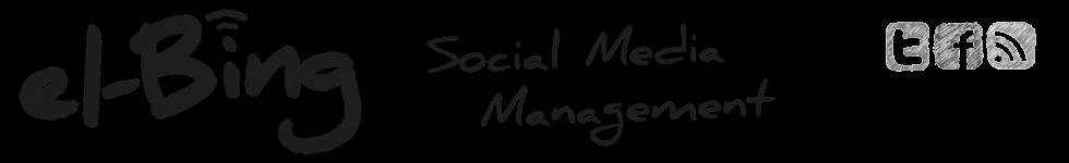 el-bing social media