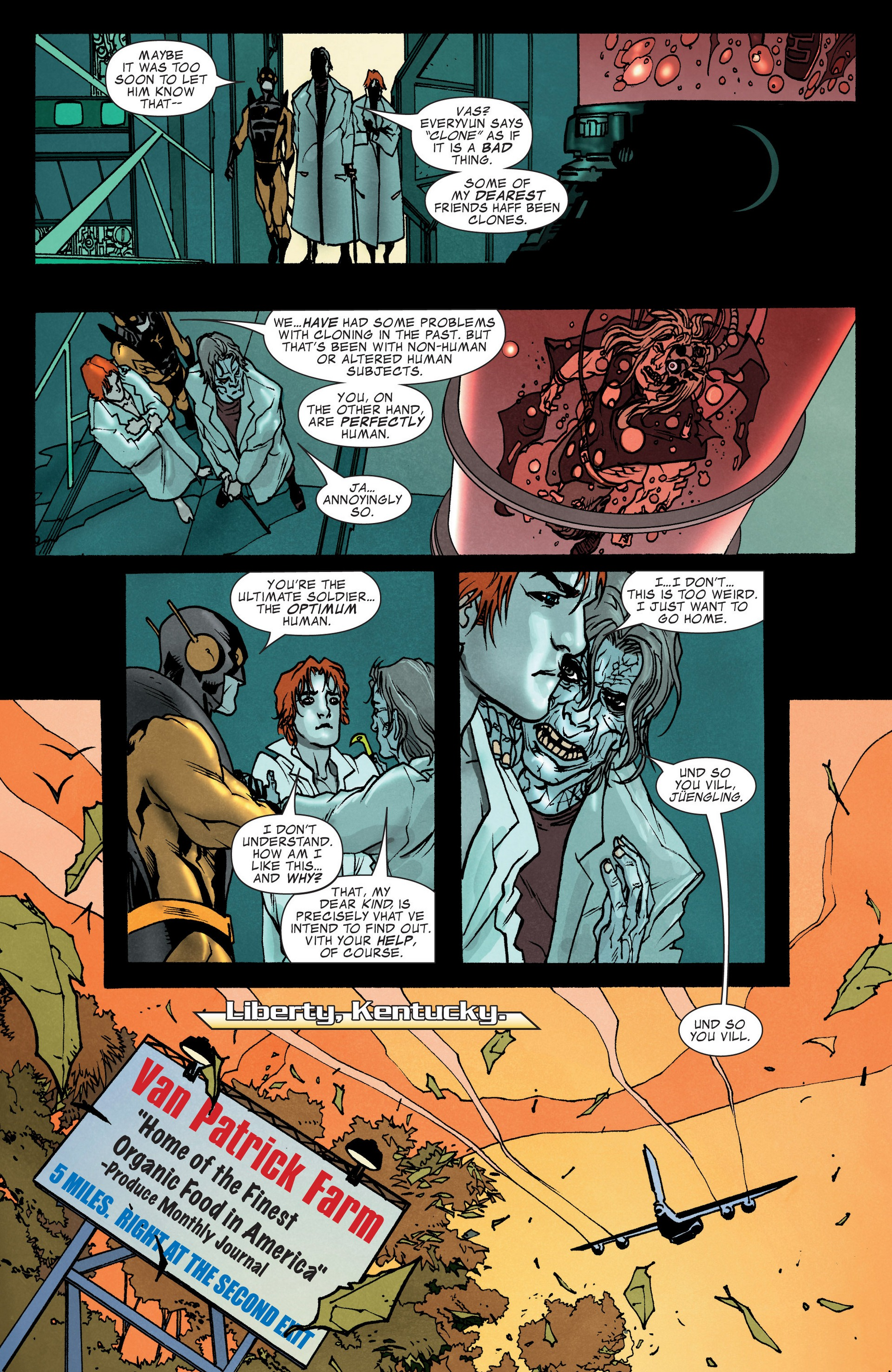 Read online Secret Invasion: The Infiltration comic -  Issue #4 - 28