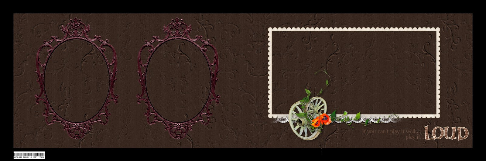 September Special 12X36 Background Creations