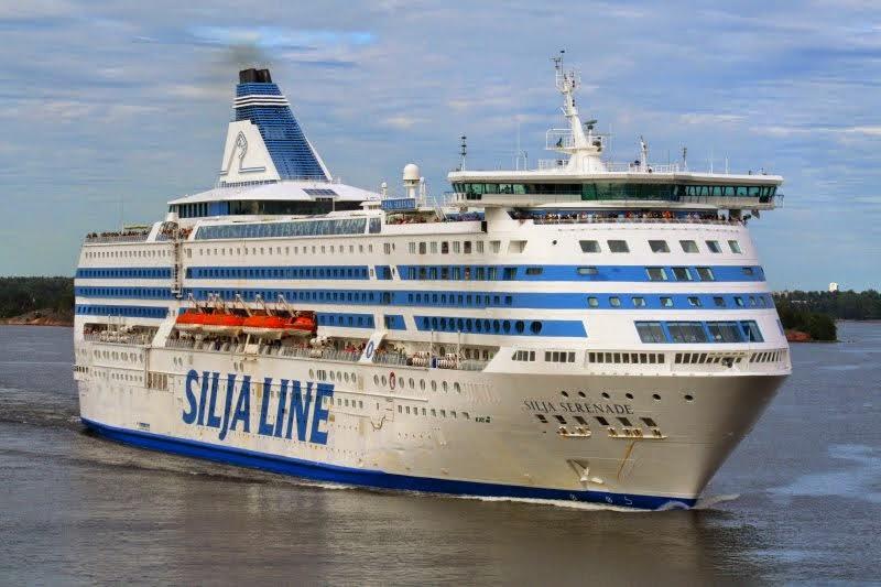 Silja Line - Sweden to Finland