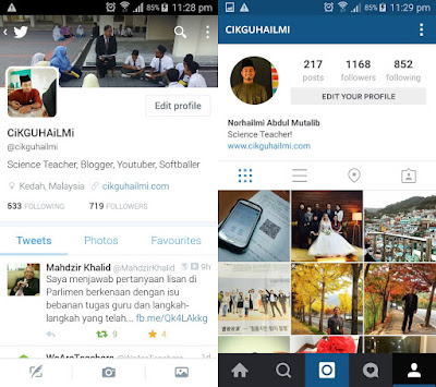 80 Hari ke Korea : Hari 38 (Edit Video dan Promote Instagram & Twitter)