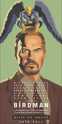 Birdman Teaser Poster