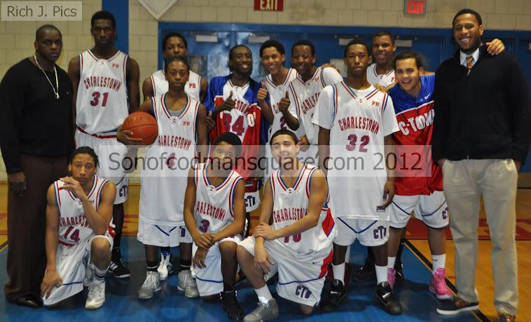 2011-12 Charlestown H.S. JV Townies