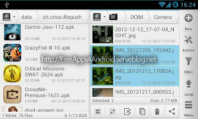 Solid Explorer +Unlocker Free Apps 4 Android