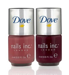 Dove Festive Collection by nails inc.