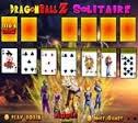 لعبة ورق دراغون بول Dragon Ball Z Solitaire