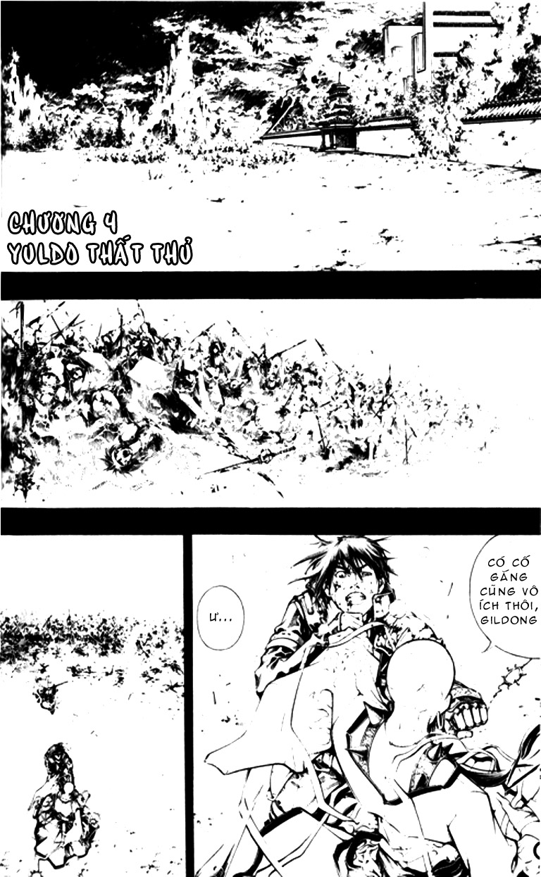 Utopias Avenger chap 4 - Trang 3