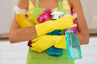 7 Bahan Alami Pembersih Rumah Anda