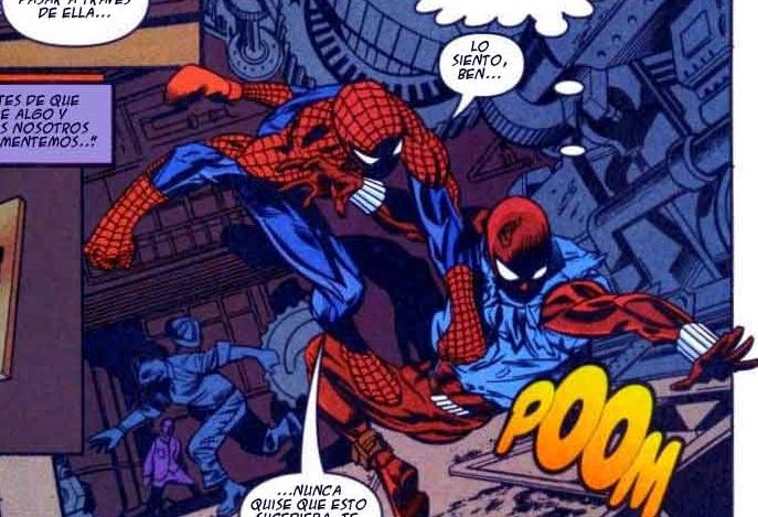 WHAT IF    191 Y si la Ara  241 a Escarlata hubiese matado a Spiderman Scarlet Spider Vs Scarlet Spider