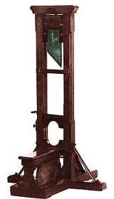Cuentos y relatos sobre la guillotina y Guillotin