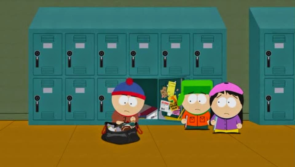 south park women South park just explained what makes trump a saying sexually aggressive comments about women south park mirrored trump's disgusting locker room talk.