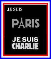 JE SUIS PARIS JE SUIS CHARLIE