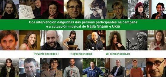 Como cho digo, o galego nos medios de comunicación