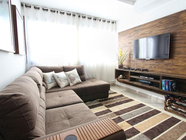 sala ampla com espaço
