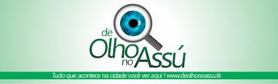 Blog de olho no Assú - Tudo que acontece na cidade você vê aqui!  www.deolhonoassu.tk