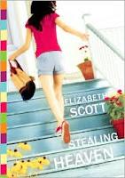 Stealing Heaven Elizabeth Scott book cover