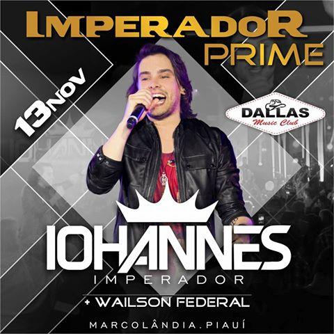 IOHANNES PRIME DALLAS MUSIC CLUB