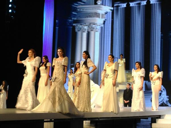 Miss Resorts World Manila 2012 Top 12 Semi Finalists