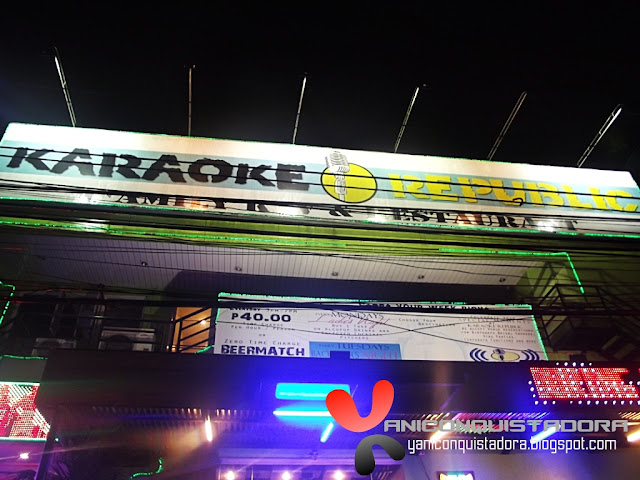 KARAOKE REPUBLIC Family KTV & Restaurant in Timog Avenue, Quezon City