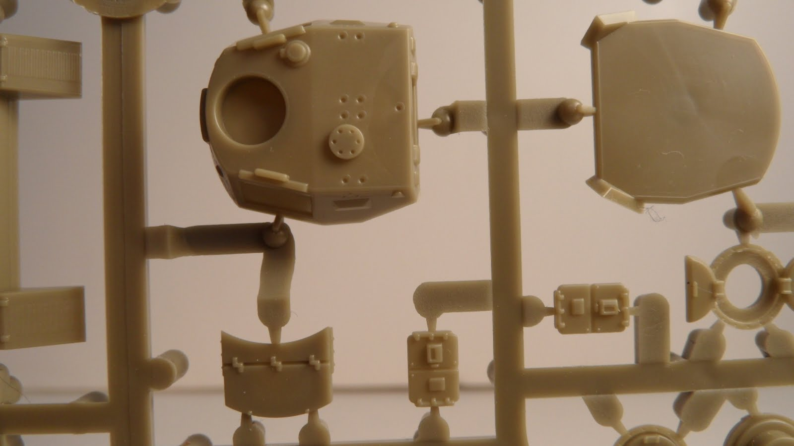 how to build plastic soldier 1 100 scale m60