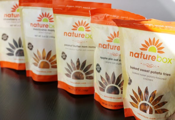 Whatcha Makin' Now?: NatureBox for the Win!