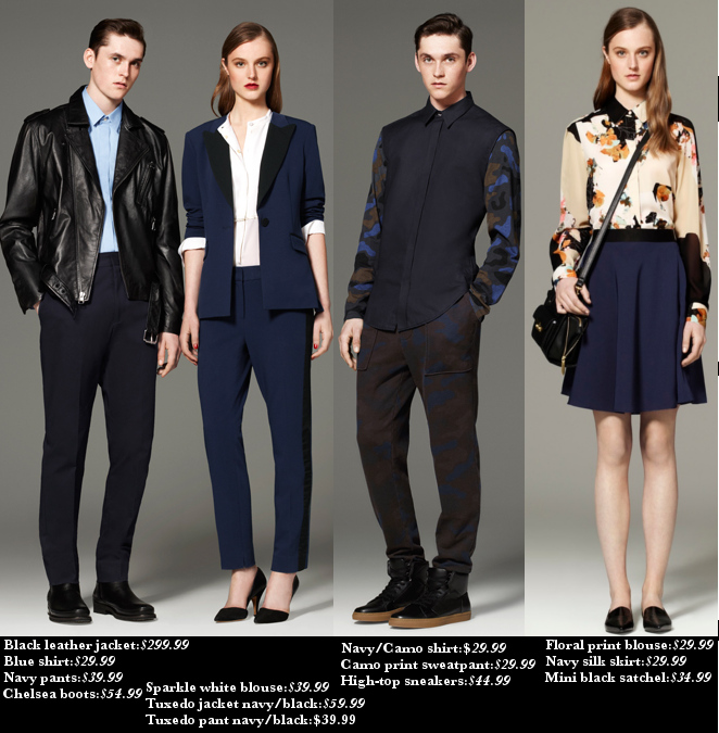 3.1 Phillip Lim for Target fall Collection Lookbook
