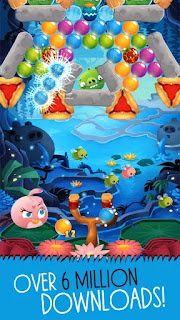 Angry Birds POP Bubble Shooter v2.6.0 Mod Apk