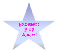 Excellent Blog Award