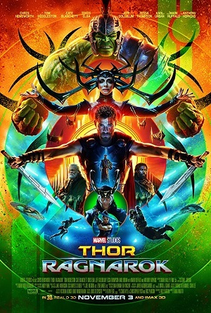 Thor - Ragnarok (Thor 3) Filmes Torrent Download capa