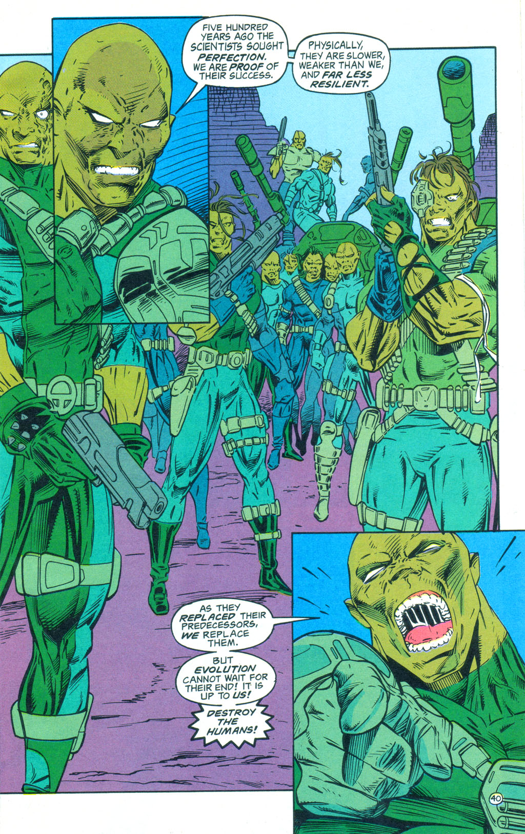 Deathstroke (1991) Annual 3 #3 - English 41