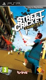 Street+Cricket+Champions Street Cricket Champions PSP