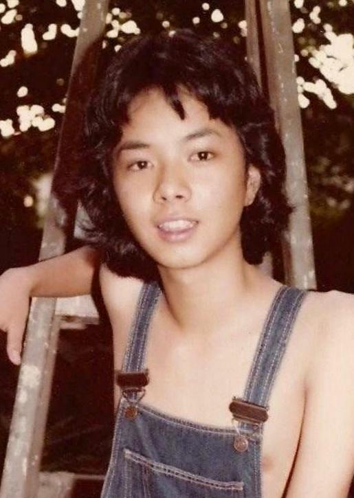 徐瑋16歲小鮮肉時期。