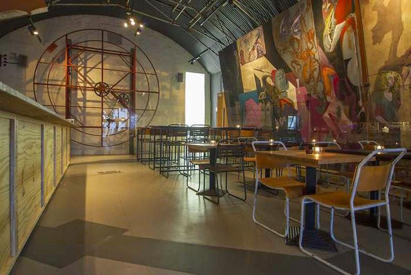 mejores diseños de interiores de bares y restaurantes del mundo