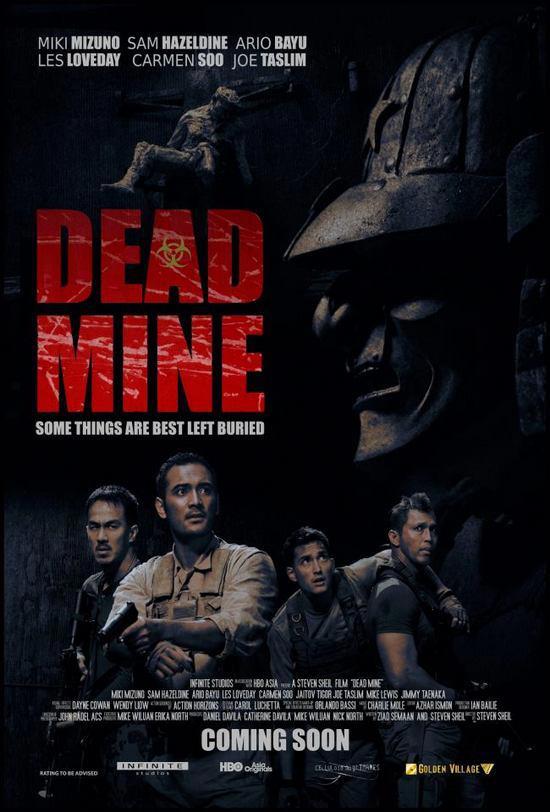 Film Dead Mine (Pencarian Harta Karun)